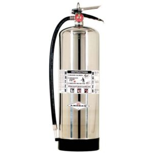 Water Type Fire Extinguishers